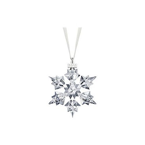 Swarovski 2010 Annual Edition Crystal Snowflake Ornament