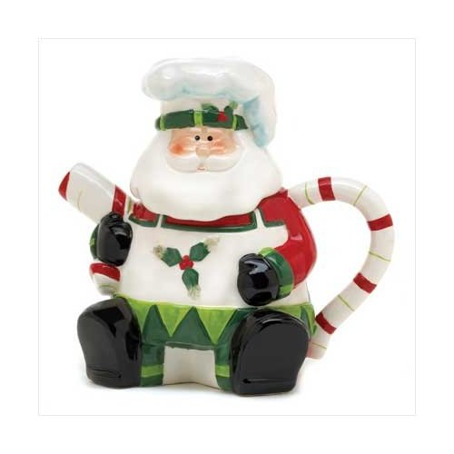 Santa Claus Teapot