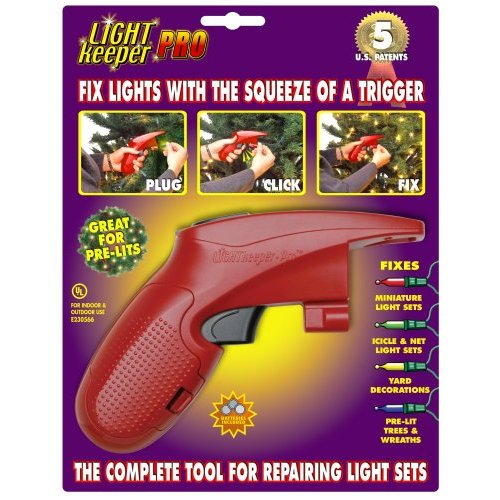 Light Keeper Pro-The Complete Tool For Fixing Your Christmas Lights