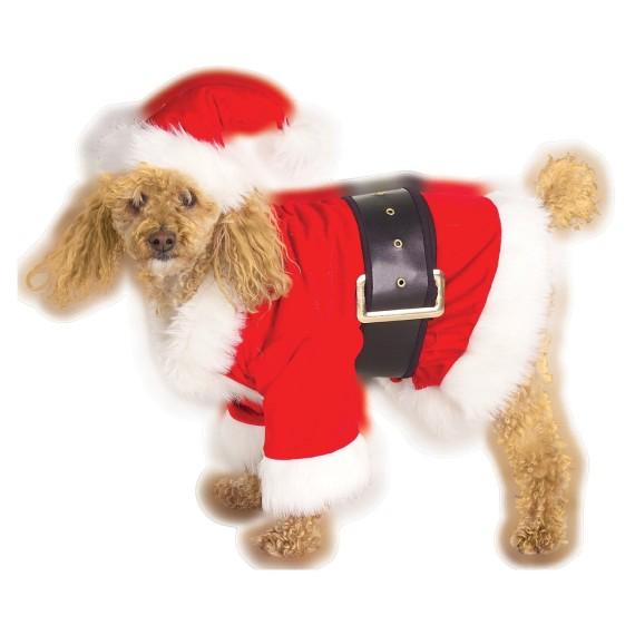 Santa Claus Pet Costume – Pet Costumes