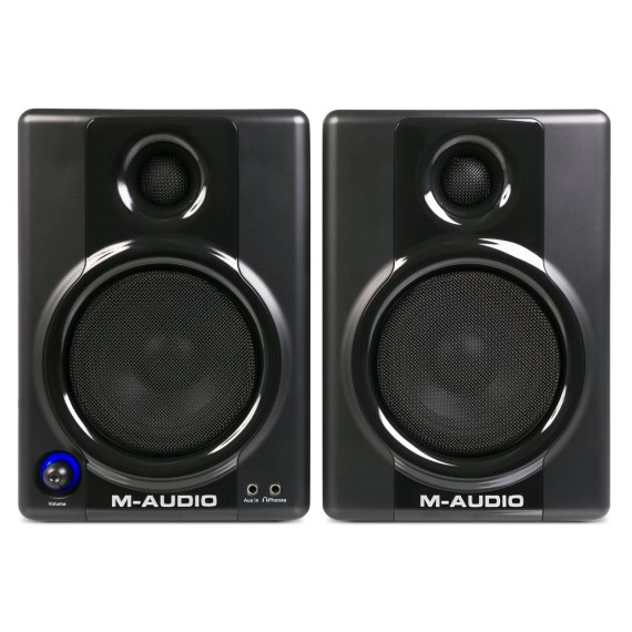 M-Audio Studiophile AV 40 Powered Speakers