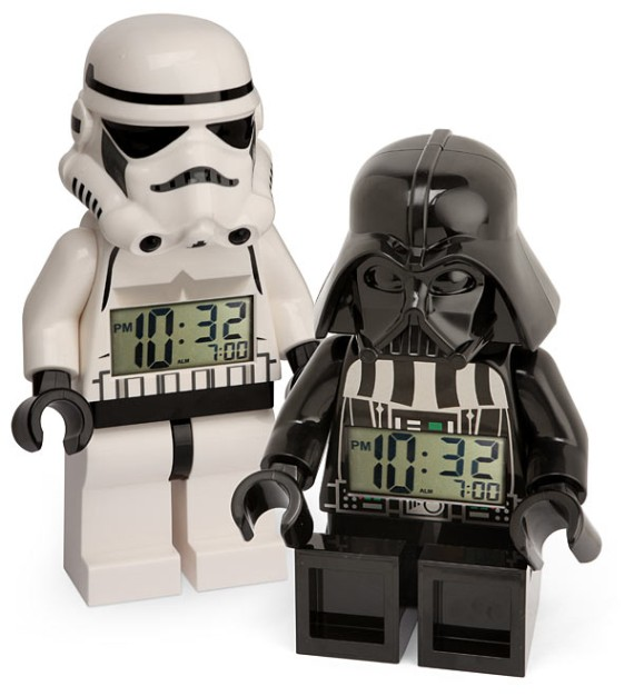 EGO Star Wars Minifig Alarm Clock