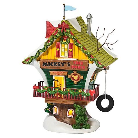 """Light-Up """"Mickey's Tree House"""""""