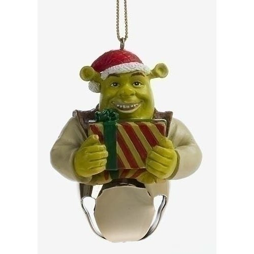 Shrek jingle buddies christmas ornaments