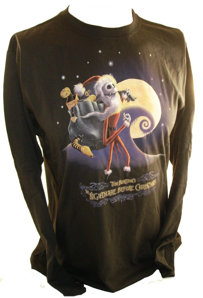 Nightmare Before Christmas Mens T-Shirt