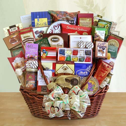 California Delicious Grand Gourmet Gift Basket
