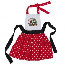"""Official Cookie Dough Taster"" Kids Apron"