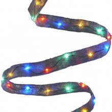 9-Foot Indoor Ribbon Light String Set