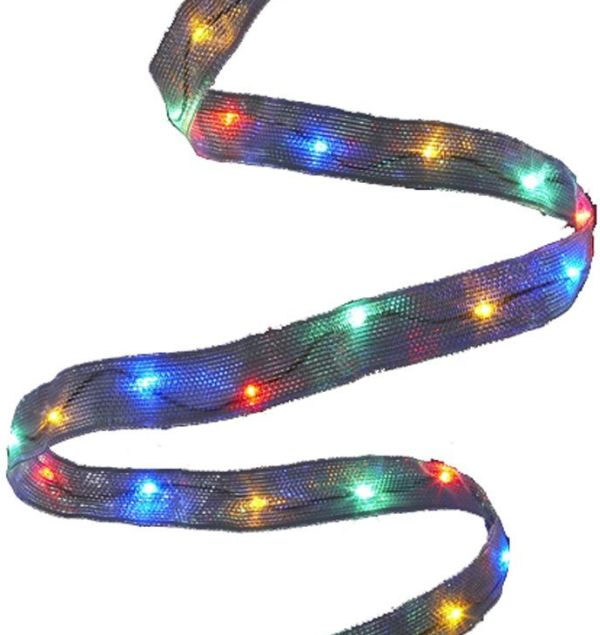 9-Foot Indoor Ribbon Light String Set