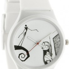 Nightmare Before Christmas Jack/Sally Pantone Watch