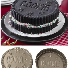 Cookie Sandwich Shaped Cake Pans