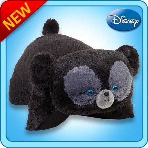My Pillow Pets Authentic Disney 18-Inch Brave Bear Folding Plush Pillow