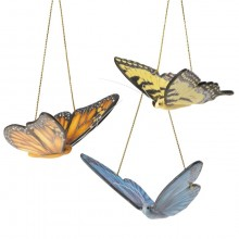 Lenox Butterfly Meadow Ornaments