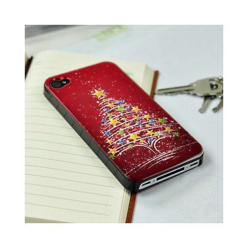 Color Painting Case for iPhone 5 with Bright Color