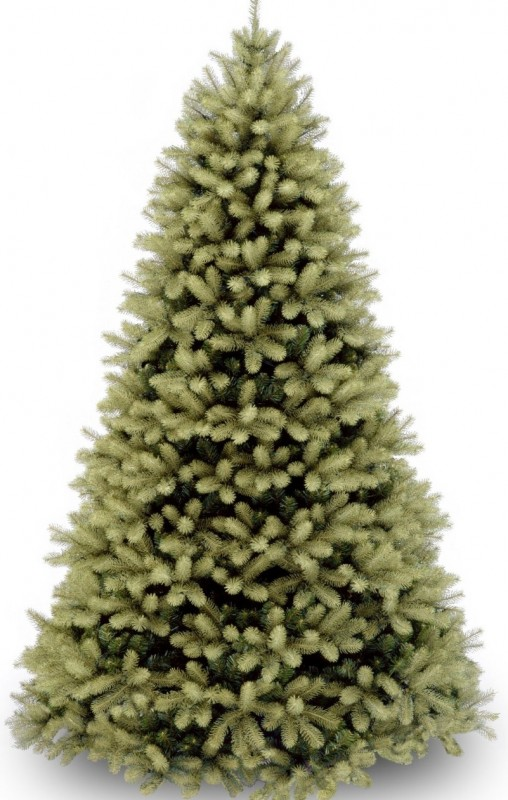 "National Tree 7 1/2' ""Feel-Real"" Downswept Douglas Fir Tree"