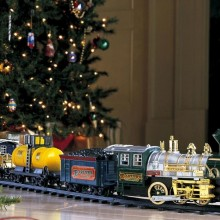 Traditional Train Set