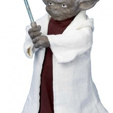 Star Yoda Tree Topper
