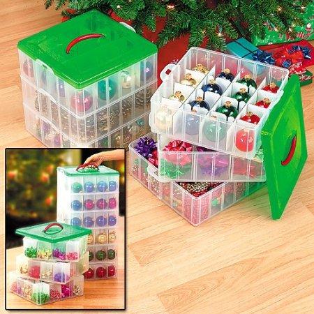 Christmas Ornament Storage Box