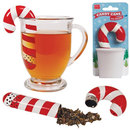 Candy Cane Tea Infuser