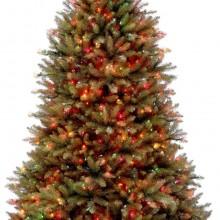 National Tree 7 1/2' Dunhill Fir Tree