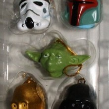 Star Wars Christmas Holiday Mini Ornament