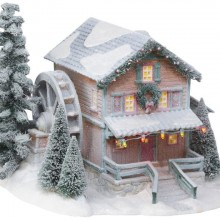Department 56 Winters Frost Frost Creek Mill House