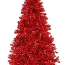 Red Lights Christmas Tree