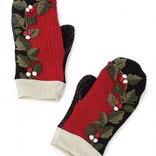 HOLIDAY MITTENS
