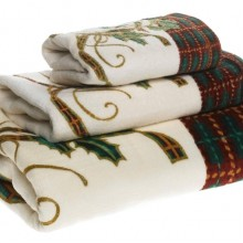 Holiday Nouveau Towel