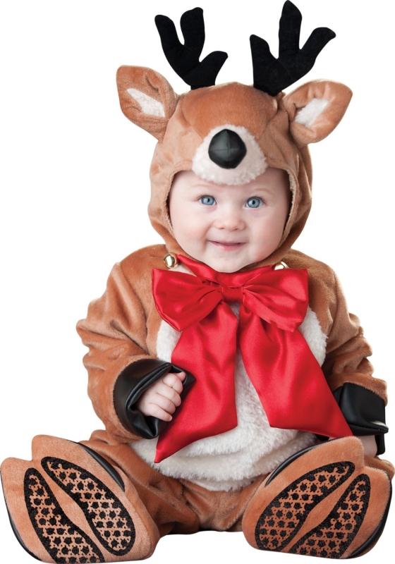 Reindeer Rascal Jumpsuit