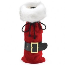 Wine Bottle Bag Christmas Ho Ho Ho