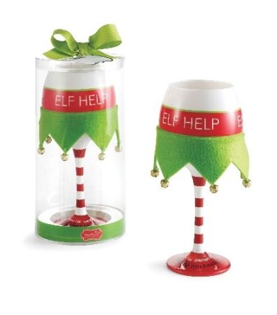 Elf Wine Glass