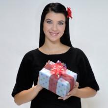 12 Christmas Holiday or Birthday LED Light Up Gift Bows