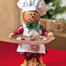 Gingerbread Treat Tray
