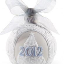 2012 Christmas Ball Ornament