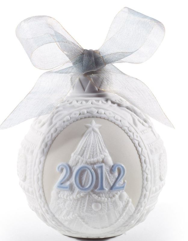 2012 Christmas Ball Ornament