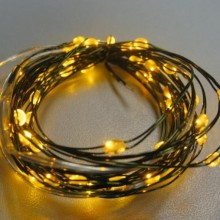 Starlite Creations Battery Operated LED Ultra Slim Wire