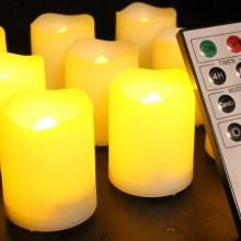 Indoor and Outdoor Votive Candles