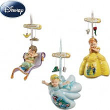 disney Dreams Come True Christmas Ornament