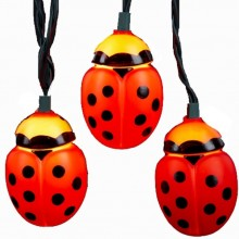 Ladybug Light Set
