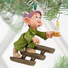 Disney Snow White and the Seven Dwarfs Dopey Ornament