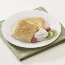 Snowflake Shortbread Pan