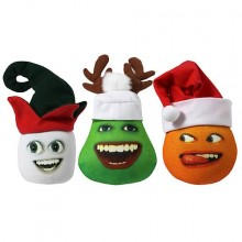 Annoying Orange 3 1/2-Inch Holiday Plush Case