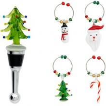 Christmas Tree Bottle Stopper