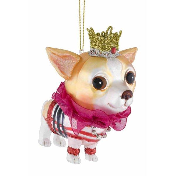 Xmas Ornament Chihuahua