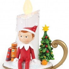 Santa Claus Stacking Tower Christmas Holiday Gift Basket