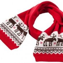 Baby Boys' Girls' Christmas Reindeer Warm Scarf Scarves