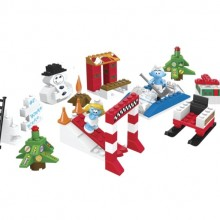 Mega Bloks Smurfs Advent Calendar