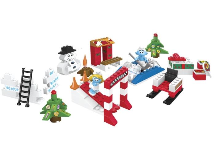 Smurfs Advent Calendar