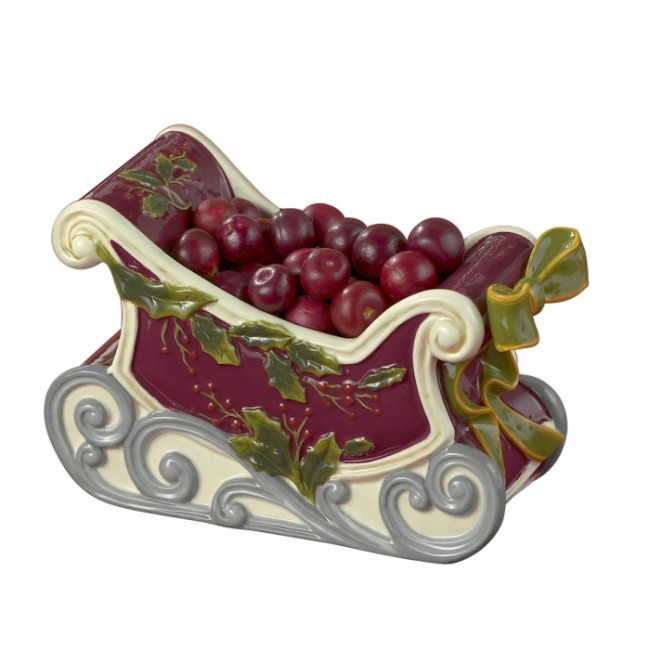 Sleigh Candy Dish